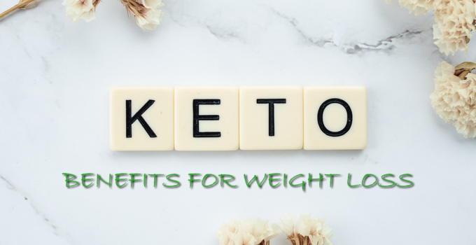 Keto Diet Benefits for Weight Loss